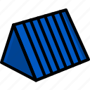 drawing, form, geometric, geometry, shape, side icon