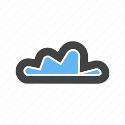 cloud, networking, setting, sharing icon