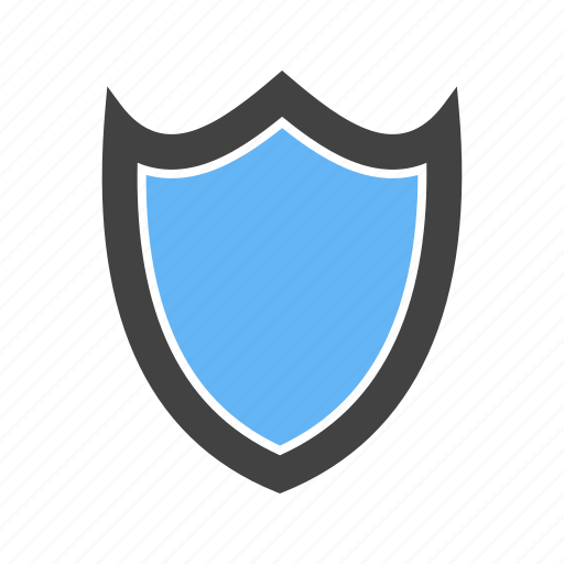 Protection, safety, shape, shield icon - Download on Iconfinder