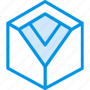 geometry, shape, cube, drawing, form