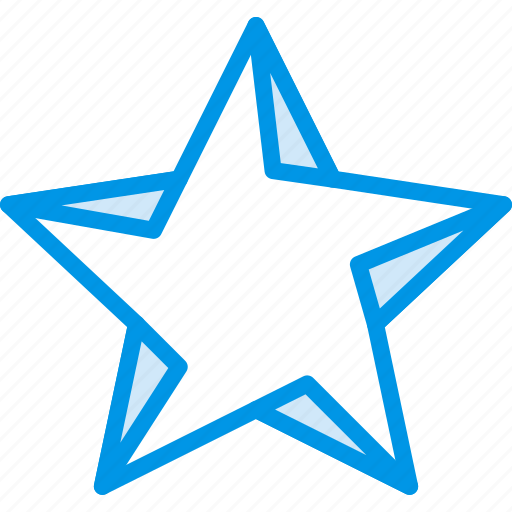 drawing, form, geometry, shape, star icon