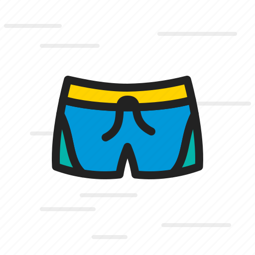 olympics, pool, shorts, sports, swimming, trunks, water icon