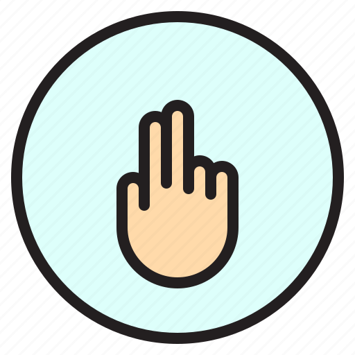 creen, finger, gesture, mobile, tab, touch icon