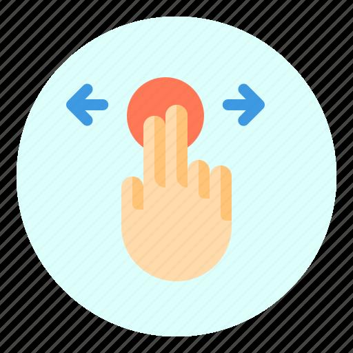creen, double, horizontaltab, mobile, touch icon