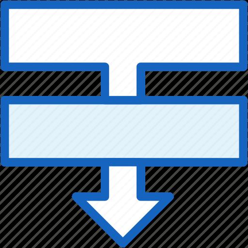 backward, gestures icon