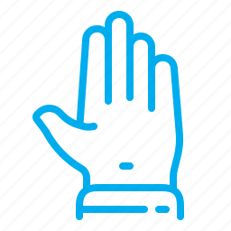 body language, gestures, hand, interface, palm, sign icon