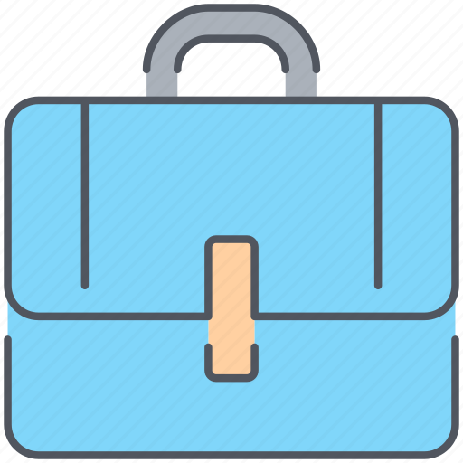bag, briefcase, business, documents, finance, job, office icon