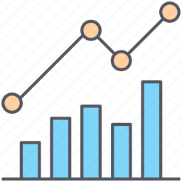 analytics, chart, line chart, pipes, report, statistics, stats icon