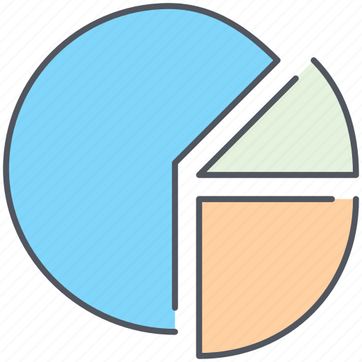 analytics, business, finance, pie, pie chart, report, statistics icon