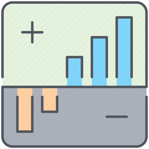 analytics, business, finance, pipe chart, profit, report, statistics icon
