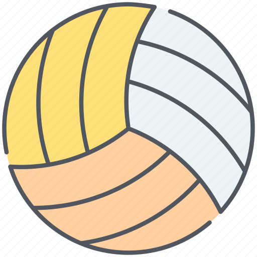 ball, beach, competition, game, handball, sport, volleyball icon