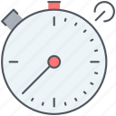stopwatch, competition, hurdles, running, sport, sprint, timer icon