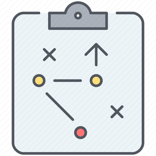 coach, game, planning, strategy, tactic, time out, tournament icon