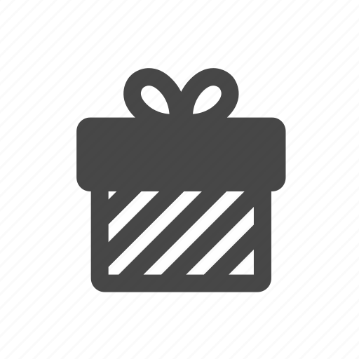 gift, holidays, travel, vacation icon