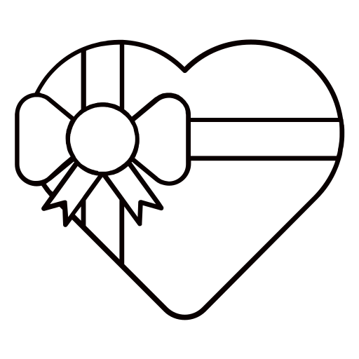 box, boxes, gift, heart, present icon