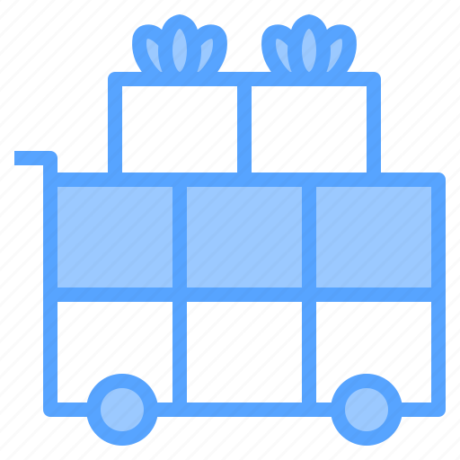 box, delivery, get, gift, give, like, love icon