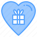 box, get, gift, give, like, love, present icon