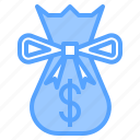 bag, box, get, gift, give, love, money icon
