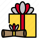 box, congratulations, get, gift, give, like, love icon
