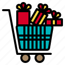box, get, gift, give, like, love, order icon