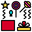 box, get, gift, give, like, love, surpise icon