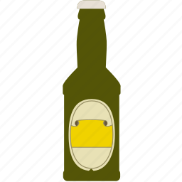 bottle, drink, fentimans, gin, tonic, water icon