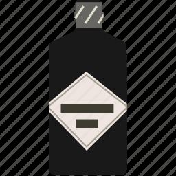 bottle, drink, gin, hendricks, tonic, water icon
