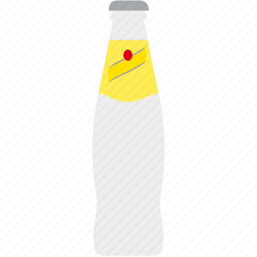 bottle, dink, gin, schweppes, tonic, water icon