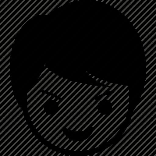 boy, emoticon, expression, face, man, rage icon