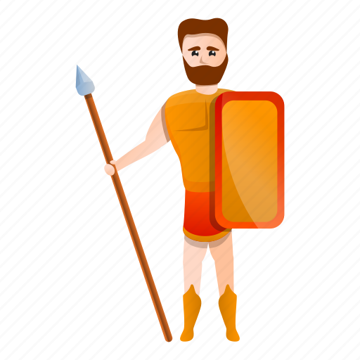 Fashion, gladiator, helmet, man, person, without icon - Download on Iconfinder