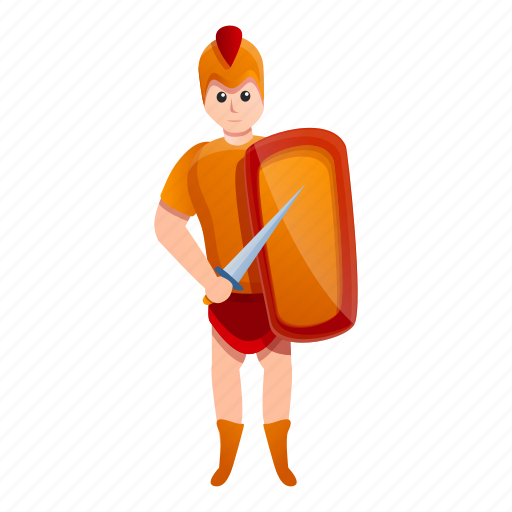 Business, fashion, gladiator, woman, young icon - Download on Iconfinder