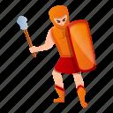 ancient, antique, element, equipment, gladiator, helmet