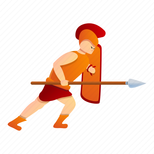Attack, gladiator, tattoo, woman icon - Download on Iconfinder