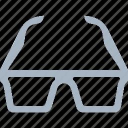 classic glasses, eye, eyewear, glasses icon