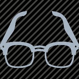 eye, eyewear, glasses, retro icon