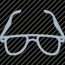 aviator, aviators, eye, eyewear, glasses, vintage icon