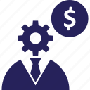 business, business strategy, strategy, effective strategy, finance icon