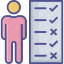 expertise, professionally skill, resume, skill, skill list icon