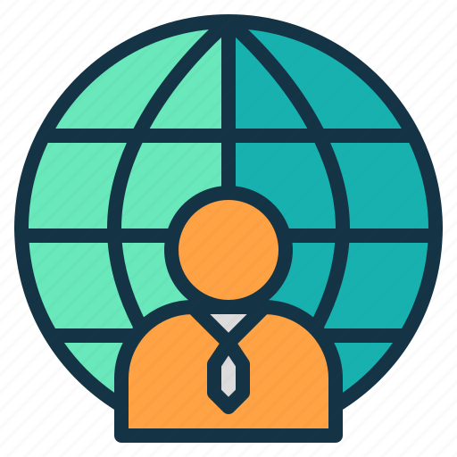 Business, global, international, trade, world icon - Download on Iconfinder