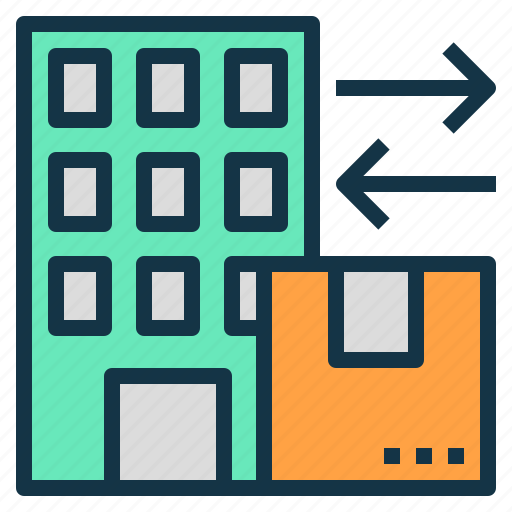 business, buy, company, sell, trading icon