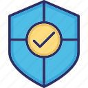 antivirus, firewall, privacy, protection shield, shield icon