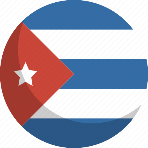 country, cuba, flag, nation icon