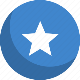 country, flag, nation, somalia icon