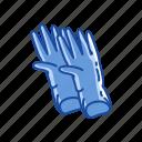 gloves, kitchen gloves, latex glove, medical glove, mitts, rubber gloves