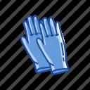 gloves, kitchen gloves, latex glove, medical glove, mittens, rubber glove