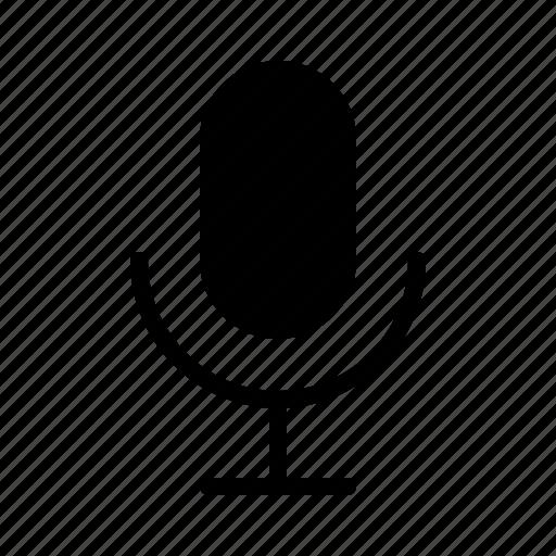 microphone, podcast, record, sound, voice icon