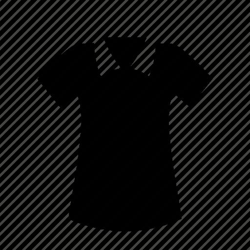 cloth, clothing, dress, t shirt, t-shirt, tank top icon