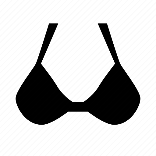 bra, clothes, dress, fashion, suit, swimming, underwear icon