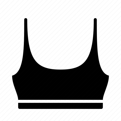 bra, clothes, dress, fashion, sport, underwear icon