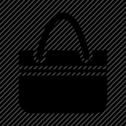 accessory, bag, fashion, handbag, shopping icon